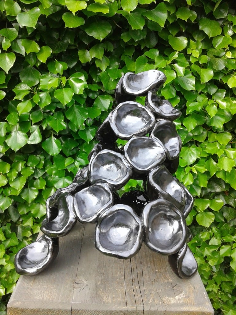 Spiegelwaterval - Keramiek - Niet te koop